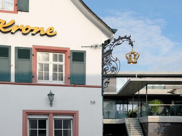 Hotel Krone Weil 14