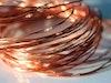 Kupferdraht Und 100 Lichter 1