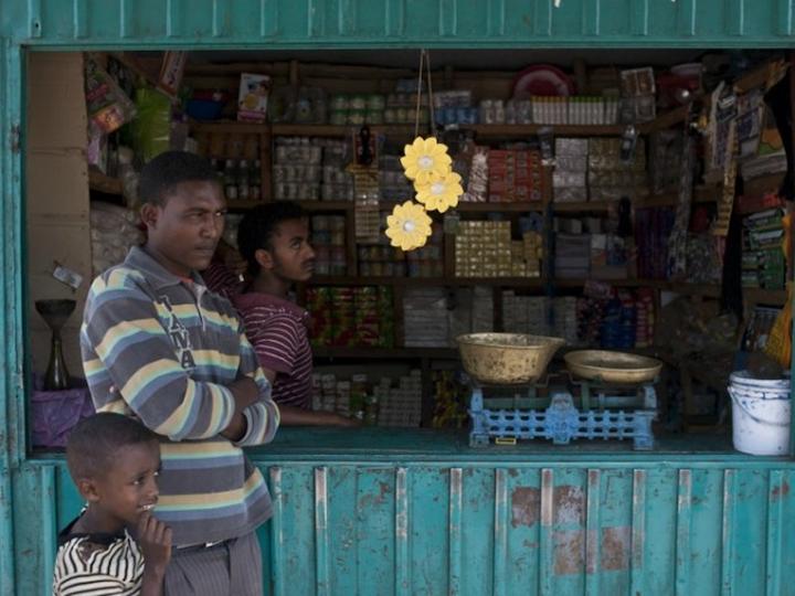 Foto/ Michael Zsegaye