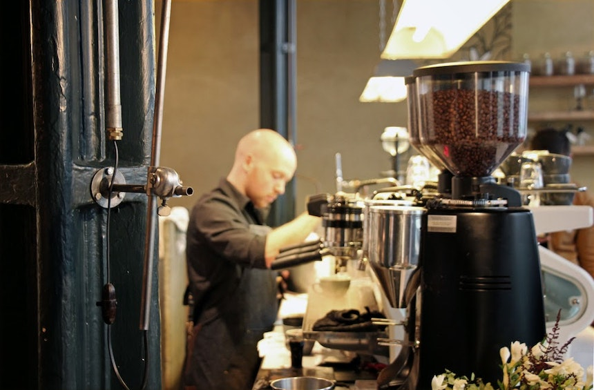 London Diary 1 Ozone Coffee Roasters 10