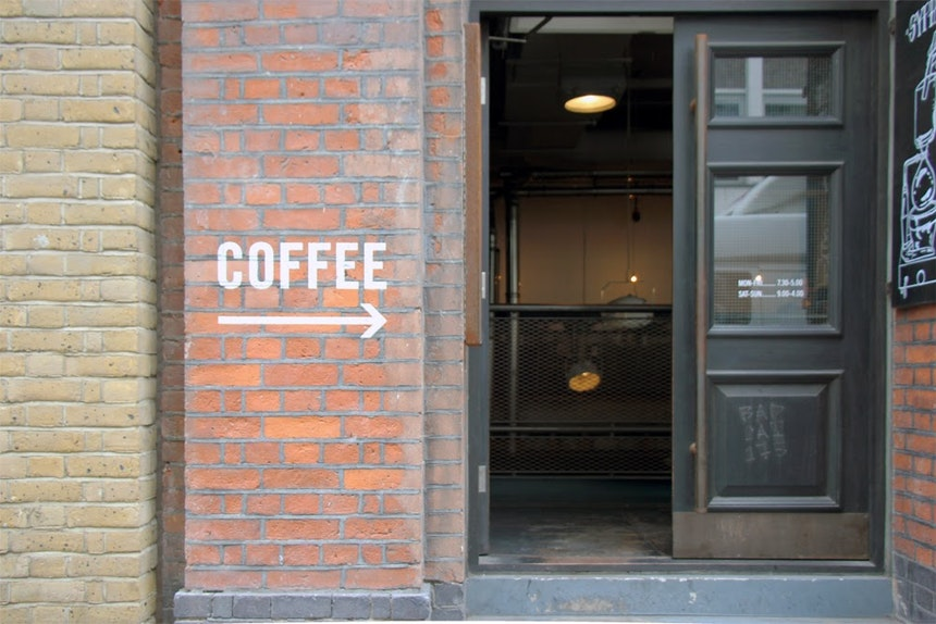 London Diary 1 Ozone Coffee Roasters 15
