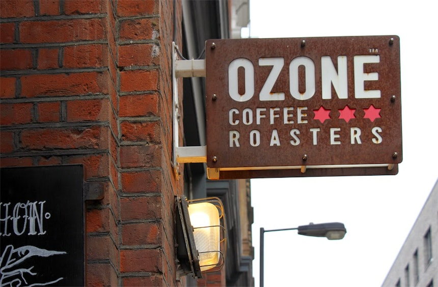 London Diary 1 Ozone Coffee Roasters 2