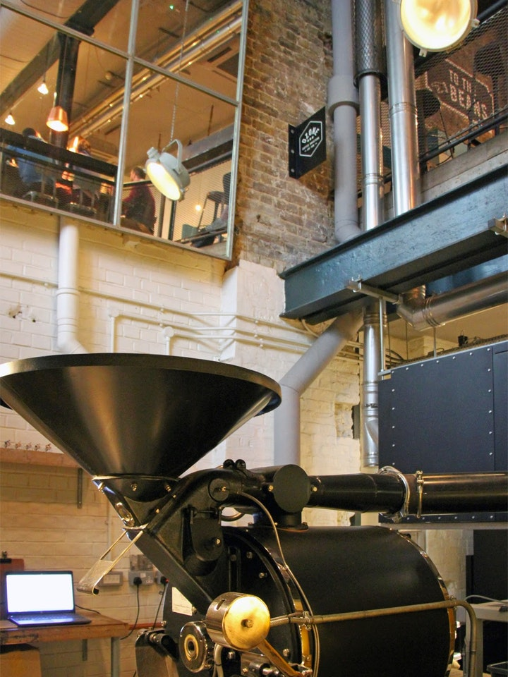 London Diary 1 Ozone Coffee Roasters 3