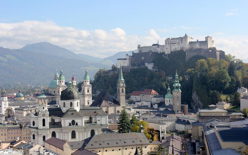 M32 Auf Dem Mönchsberg In Salzburg 8