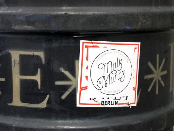Malz Moritz Craft Beer Handgemachtes Berliner Brauwerk 1