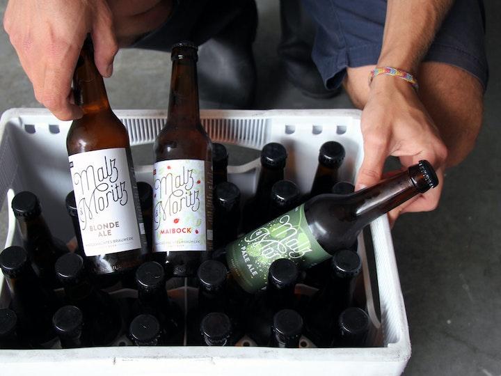 Malz Moritz Craft Beer Handgemachtes Berliner Brauwerk 16