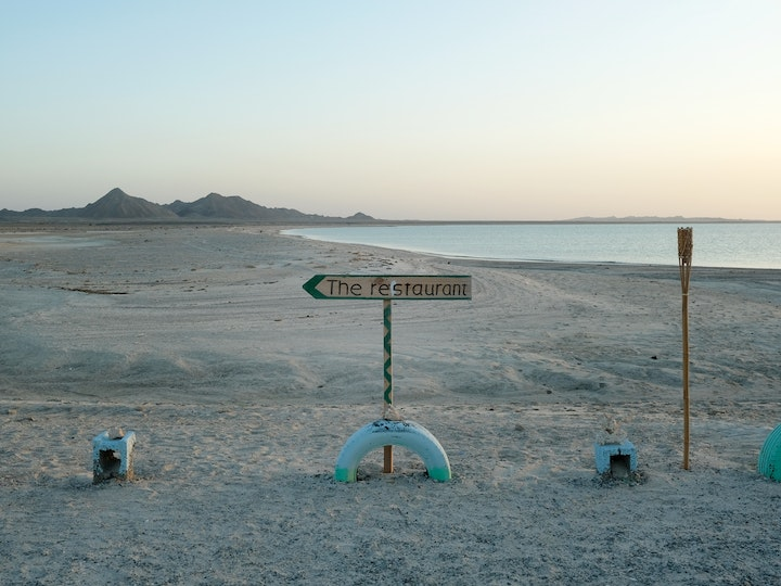 Masirah Sunset Camp Oman 11