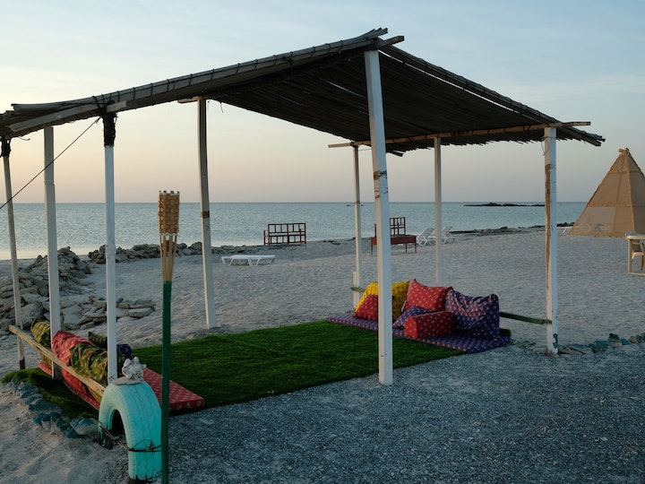 Masirah Sunset Camp Oman 33