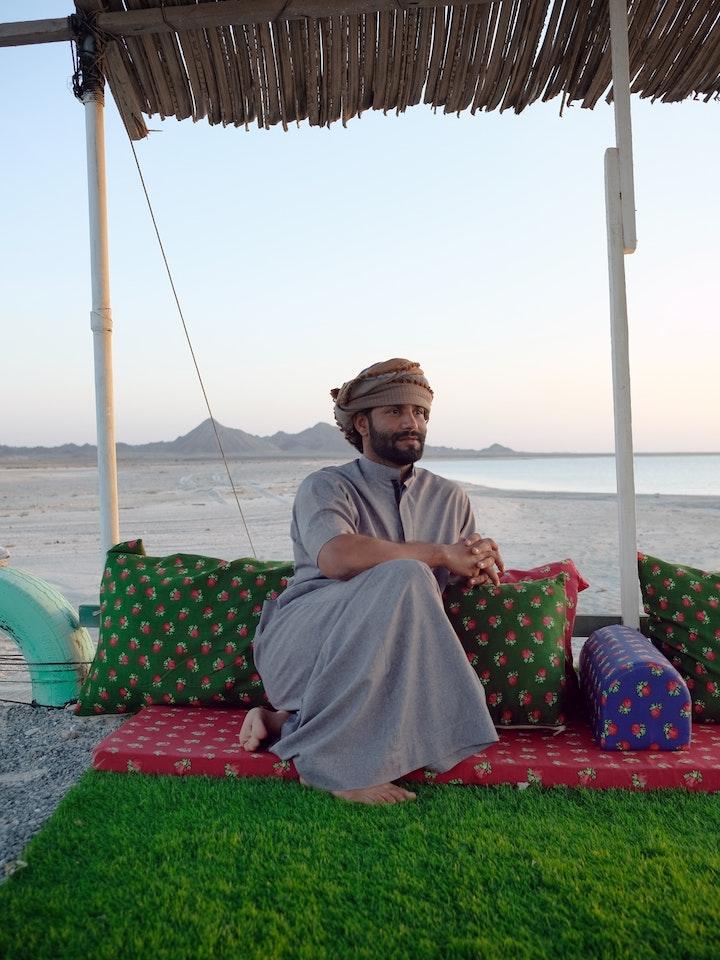 Masirah Sunset Camp Oman 7