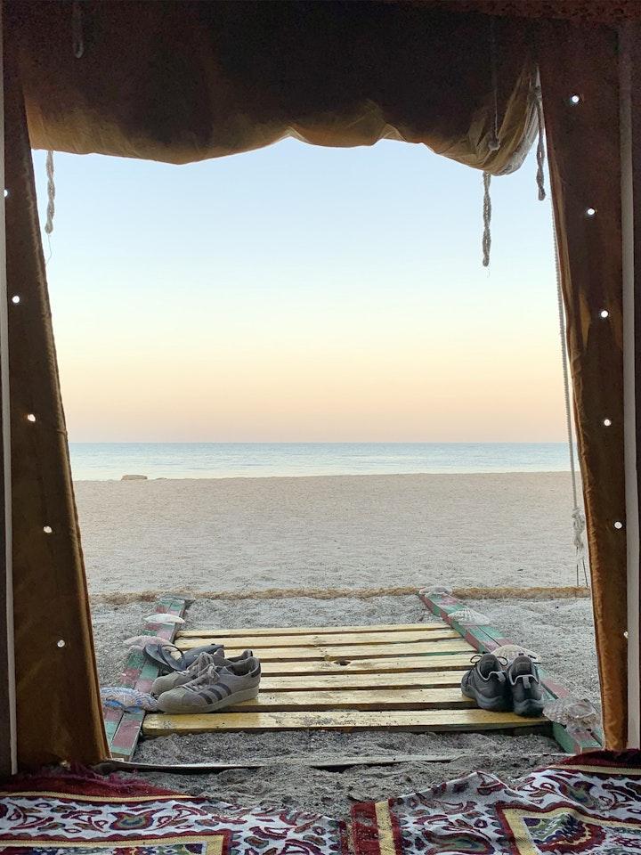 Masirah Sunset Camp Oman