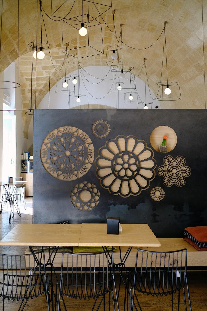 Interior Design, Ridola Caffè