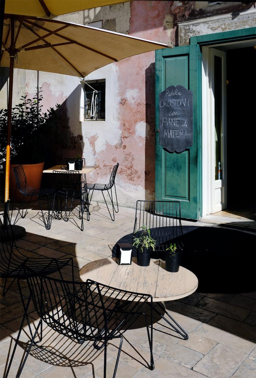 Ricola Caffè, Via Domenico Ridola