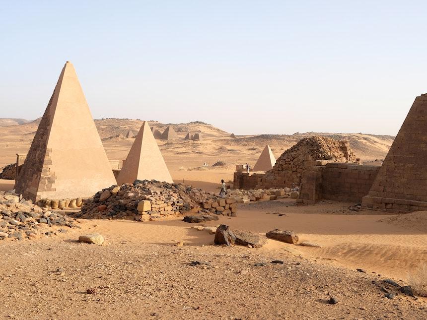 Meroe Sudan 22