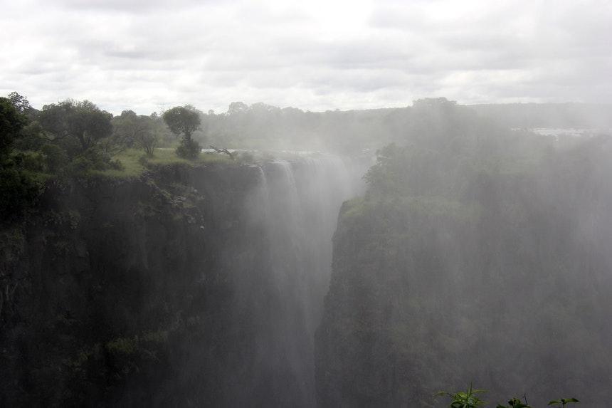 Naturwunder Victoria Falls 1