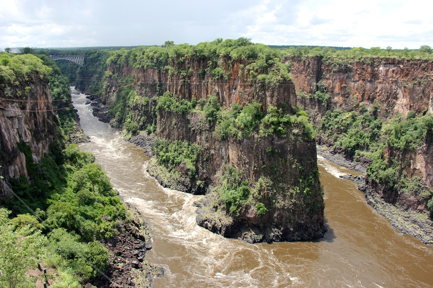 Naturwunder Victoria Falls 17