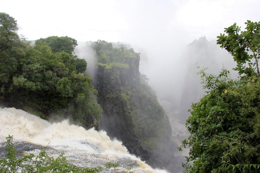 Naturwunder Victoria Falls 3
