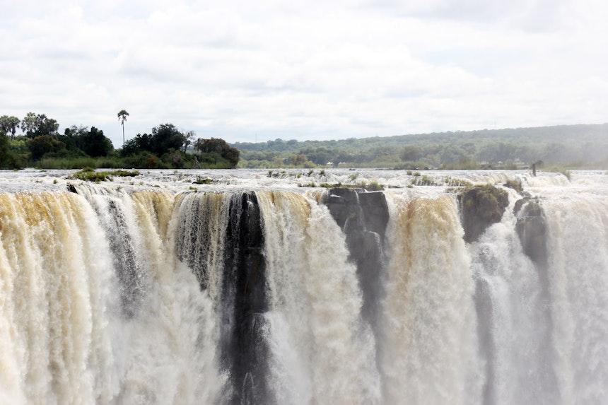 Naturwunder Victoria Falls 4