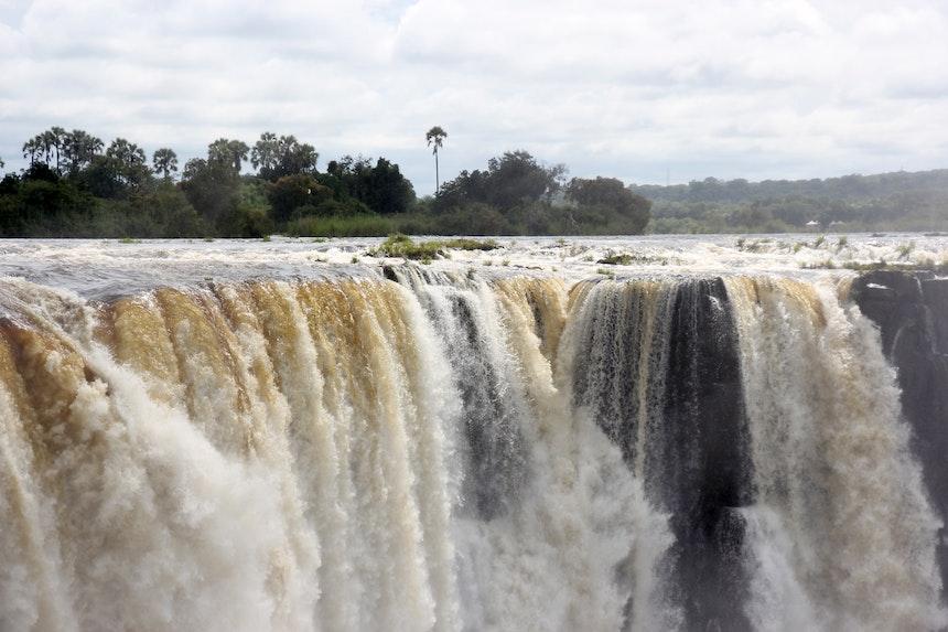 Naturwunder Victoria Falls 6