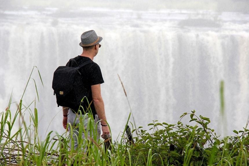 Naturwunder Victoria Falls 8