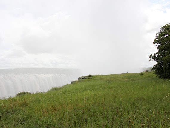 Naturwunder Victoria Falls 9