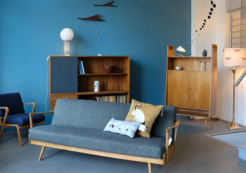 NEORAUM – Schöneberger Showroom für Mid Century Design in der Hauptstraße