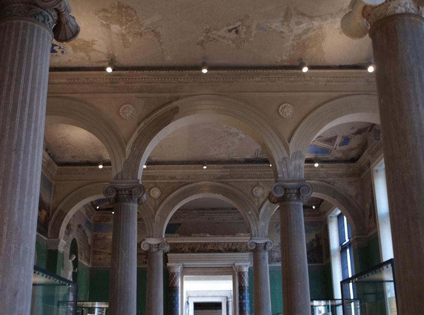 Neues Museum Auf Der Berliner Museumsinsel 1