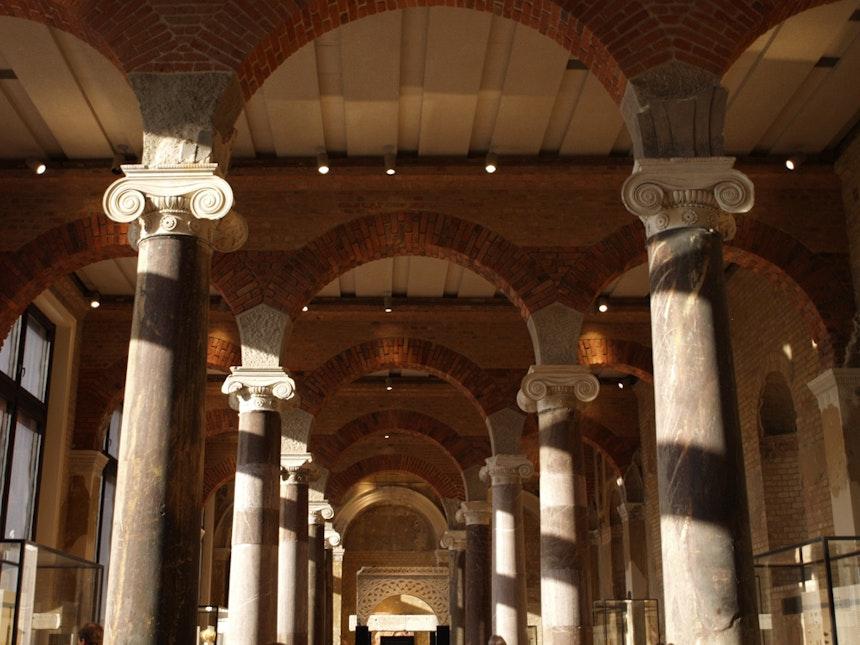 Neues Museum Auf Der Berliner Museumsinsel 3