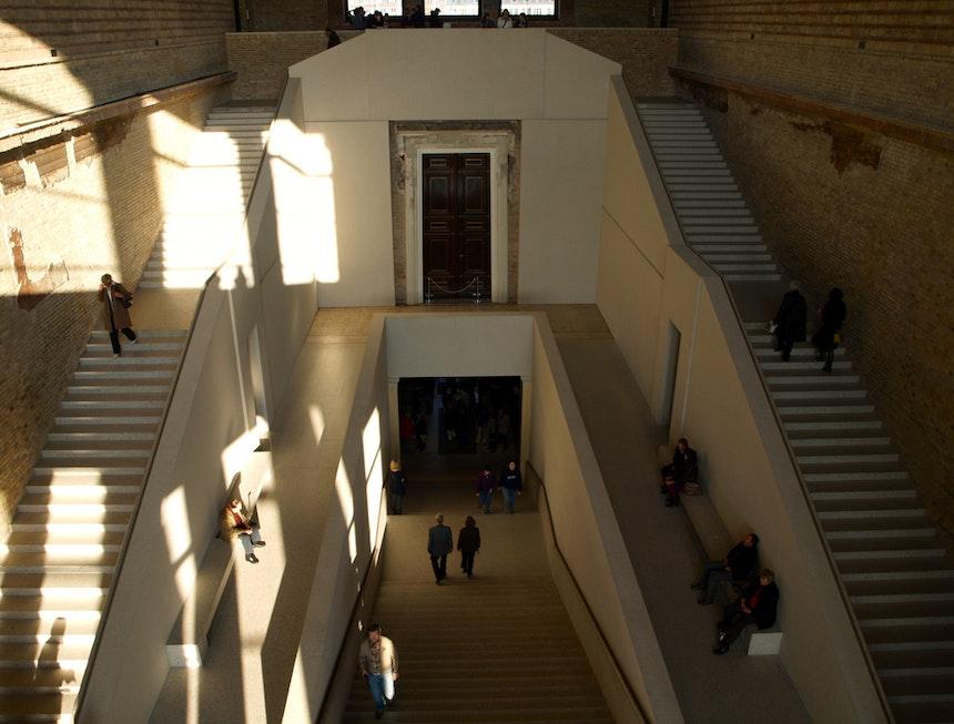 Neues Museum Auf Der Berliner Museumsinsel 6
