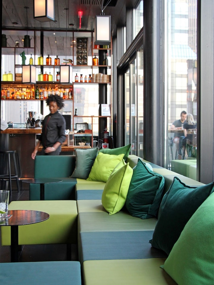 New York Diary 1 First We Take Manhattan Citizenm Hotel 11