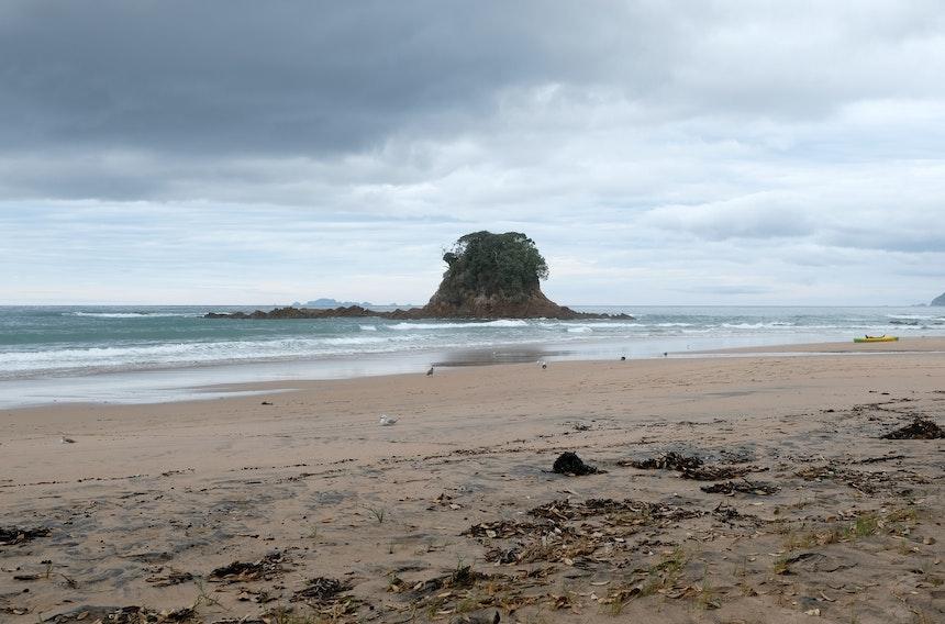 Sailors Grave Beach, Te Karo Bay, Coromandel