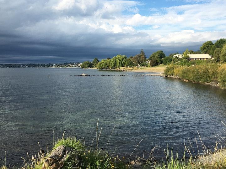 Nordinsel Neuseeland Lake Taupo 3