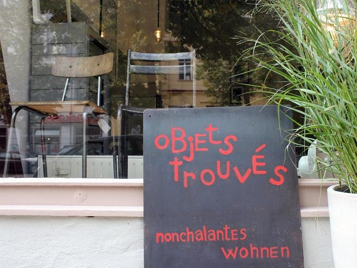 Objets Trouvés Berlin 11