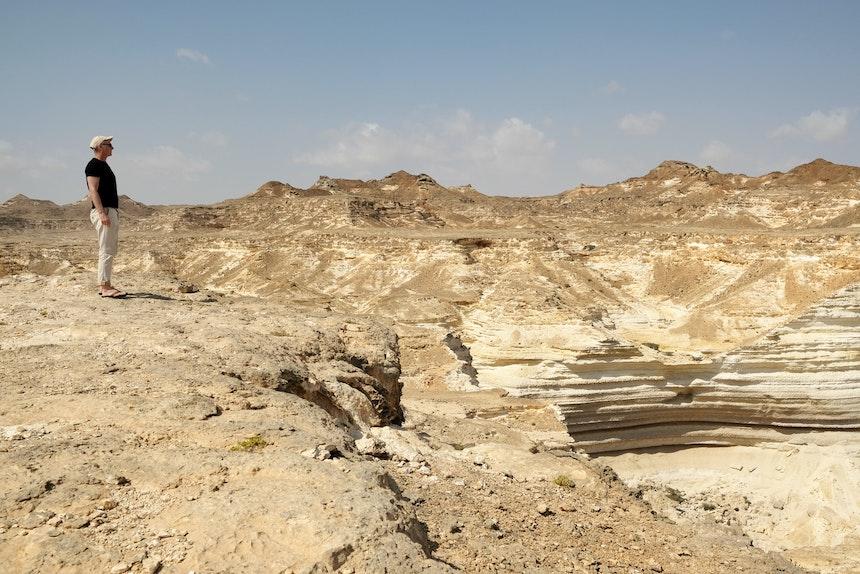 Geheimtipp Wadi Shuwaymiyah – Hier kommt nur vorbei, wer die Küstenstraße in Richtung Salala unterwegs ist