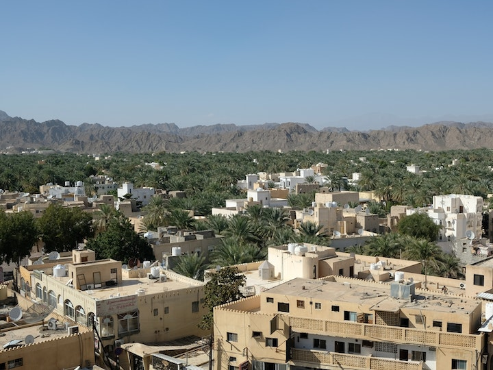 Oman Roadtrip Nizwa