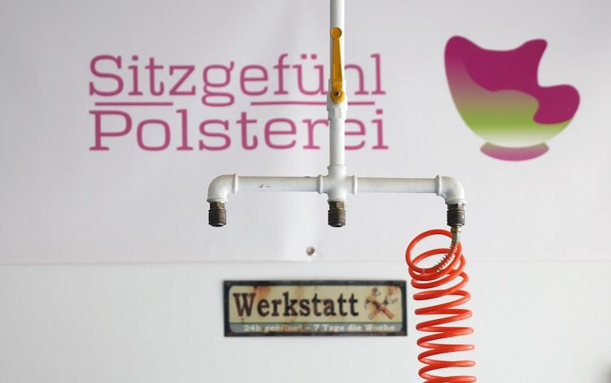 Polsterei Sitzgefühl Im Goerzwerk Berlin 5
