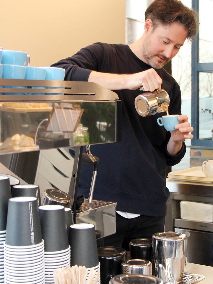 Portier Coffee 11A