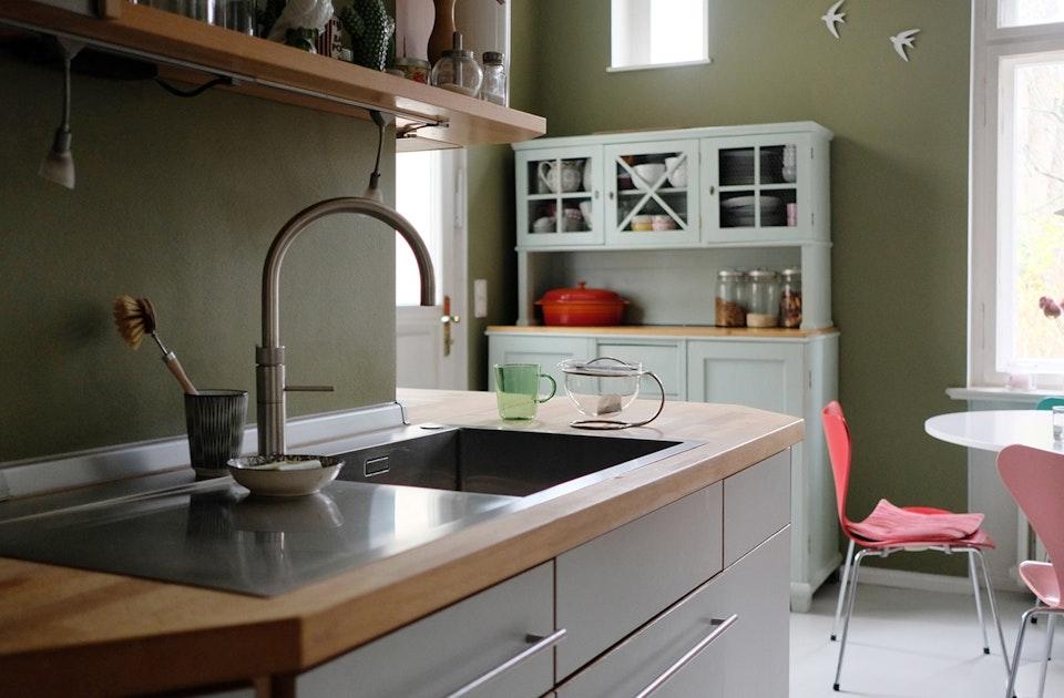 Neu in unserer Küche: »Der Wasserhahn, der alles kann« – Quooker Cube