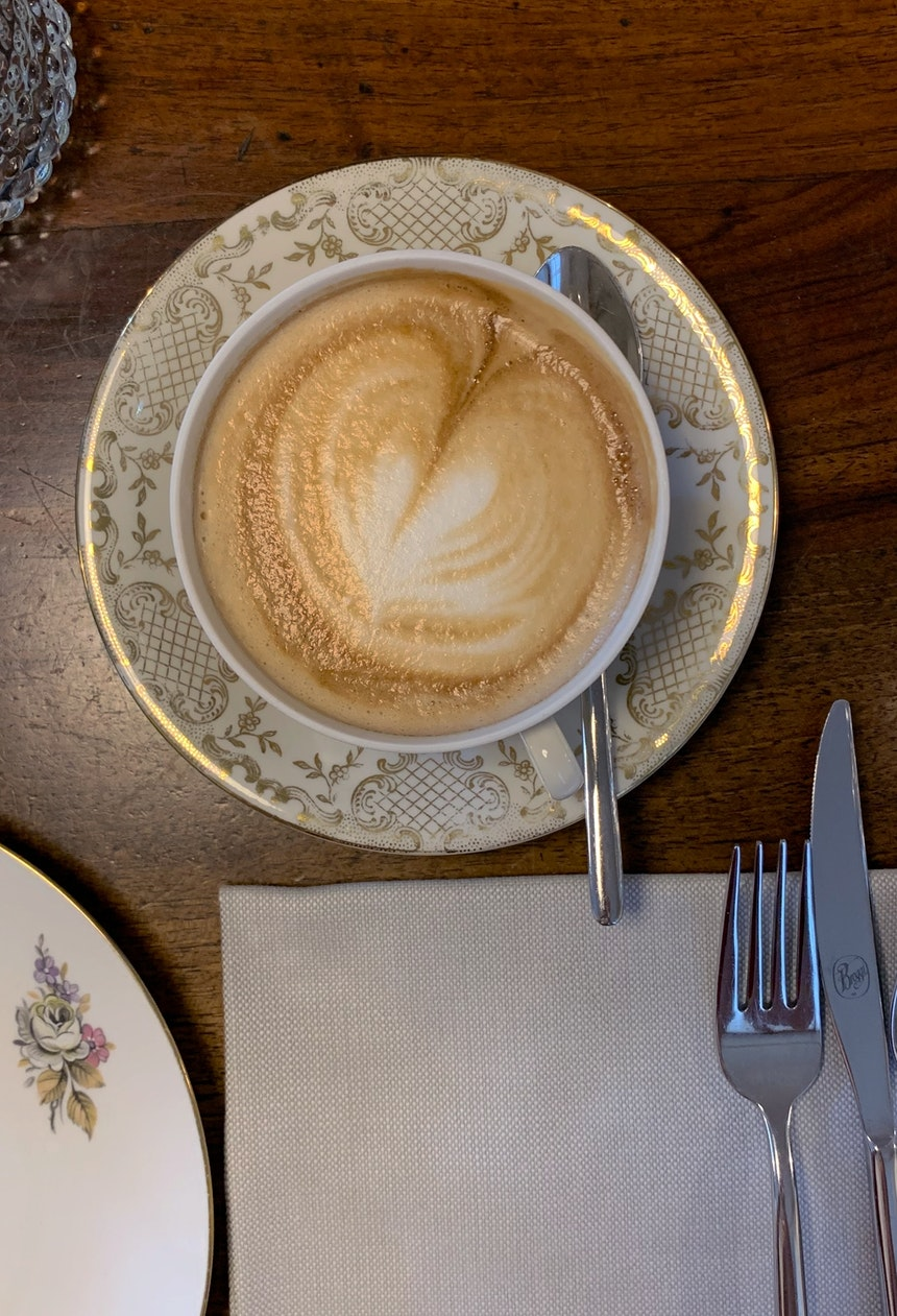 Cappuccino Vintage Style