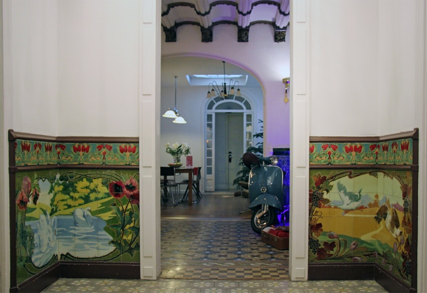Retrome Barcelona Urban Retreat 18