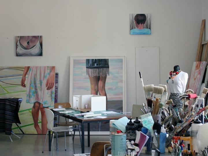 Sabine Dehnell Atelier 16