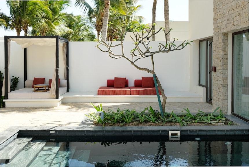 Ein Ort zum Entspannen und Wohlfühlen – Private Pool Villa