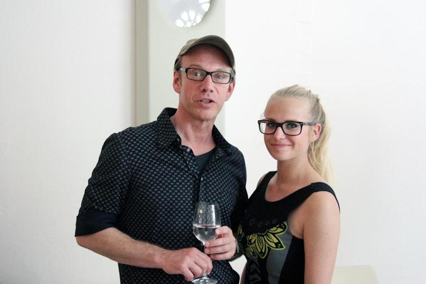 Michael Volkmer, Gast