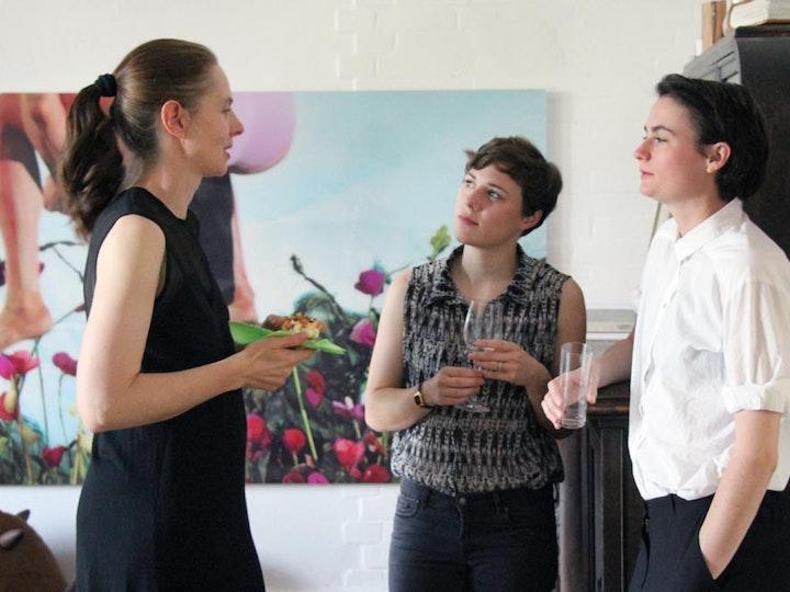Sabine Dehnel, Gäste