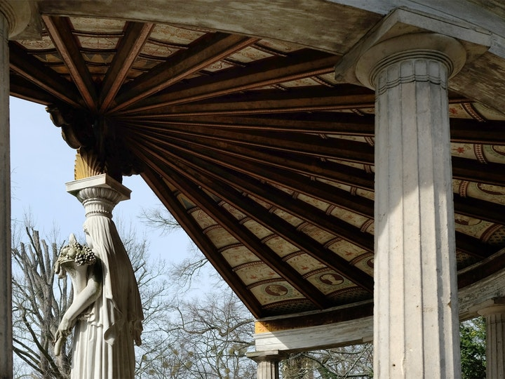 Schlosspark Glienicke Berlin 11