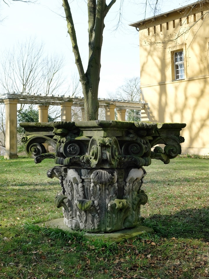 Schlosspark Glienicke Berlin 4