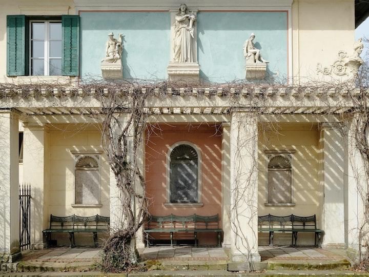 Schlosspark Glienicke Berlin 40