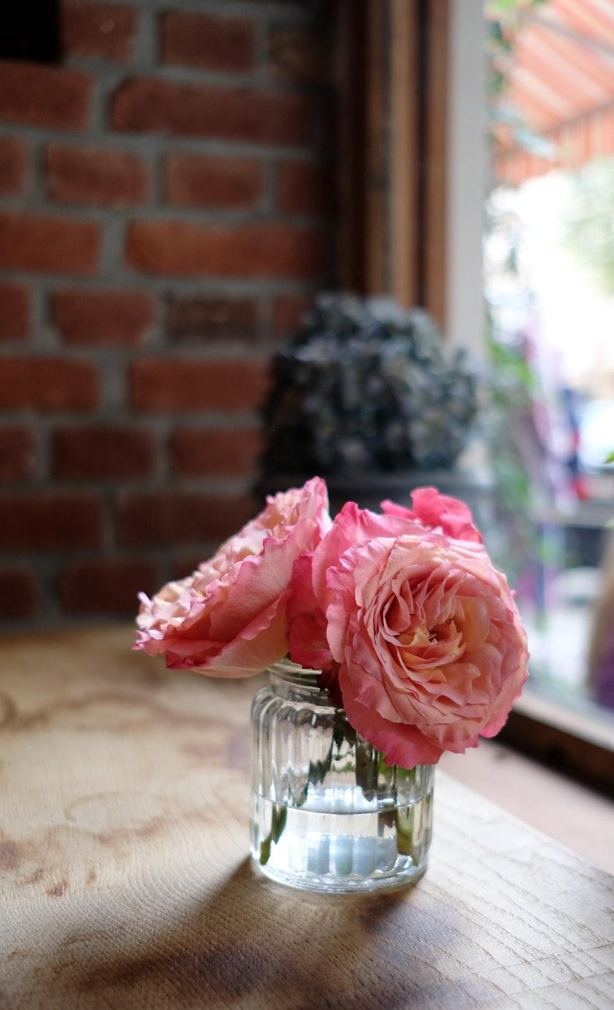Bunte Blumen überall