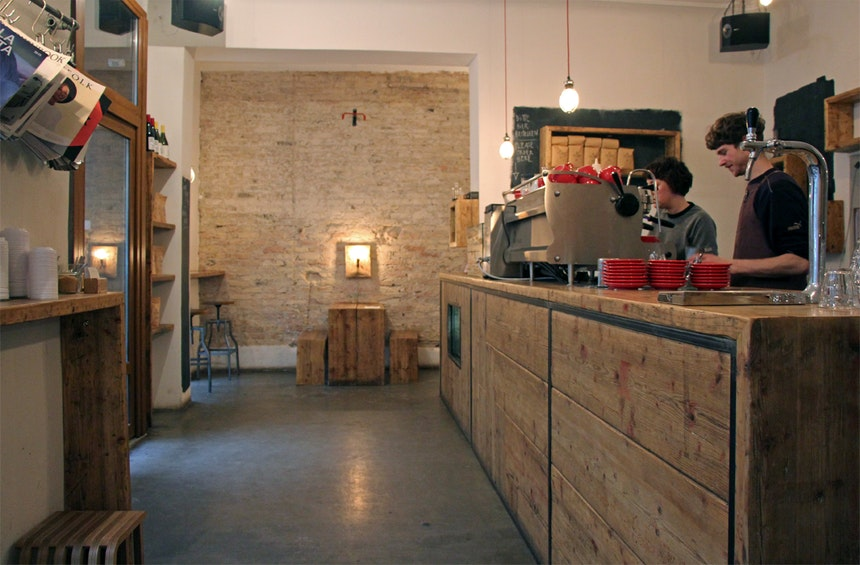Silo Coffee Berlin 2