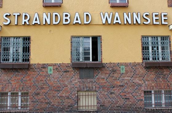 Strandbad Wannsee Berlin 1