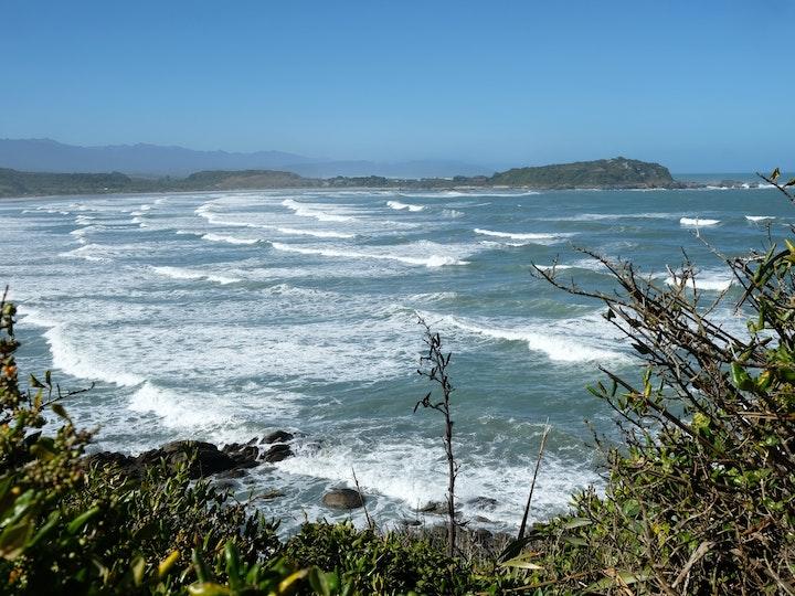 Suedinsel Neuseeland Cape Foulwind 2